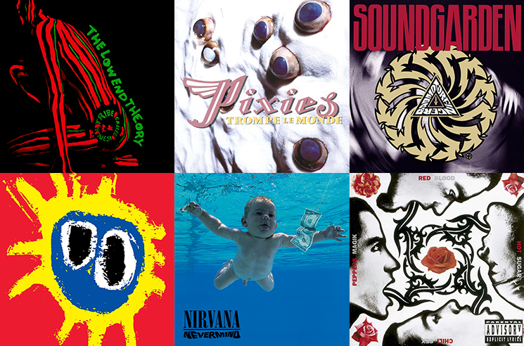 Remembering September 24, 1991, the Day Underground Music Hit the Mainstream