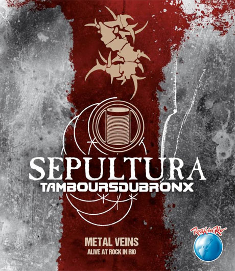Sepultura Document Rock in Rio Performance with 'Metal Veins' Live Release