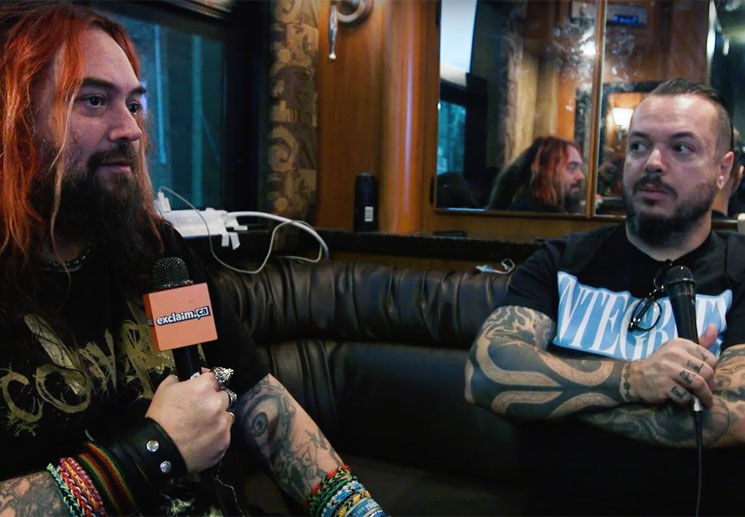 Max and Igor Cavalera Reveal Sepultura's 'Roots' Tribe Wrote Music in Their Dreams