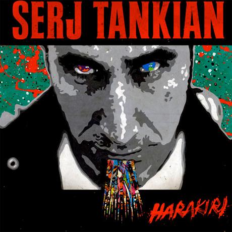 Serj Tankian 'Harakiri' (album stream)