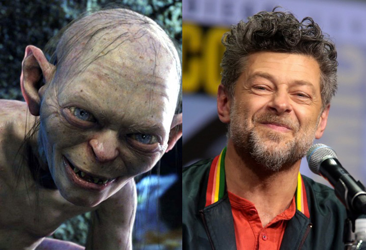Gollum Is Reading 'The Hobbit' Online for Charity