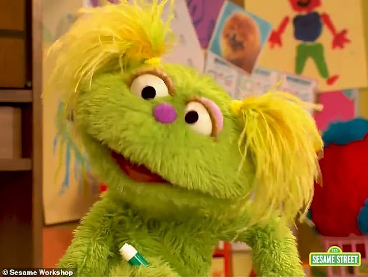 'Sesame Street' Introduces a New Muppet Whose Mom Is Addicted to Opioids