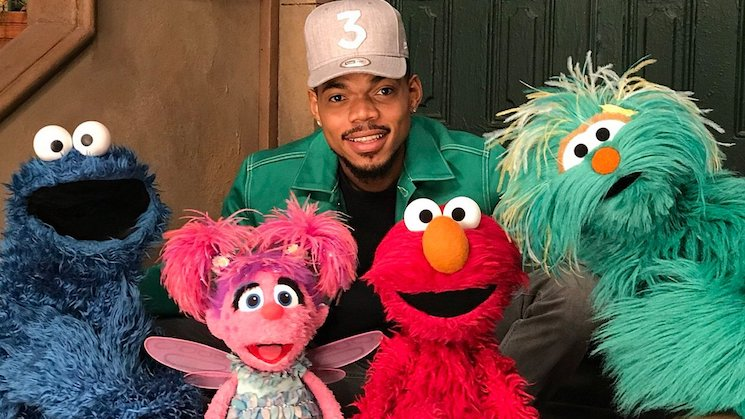 Chance the Rapper Joins Anne Hathaway in 'Sesame Street' Movie
