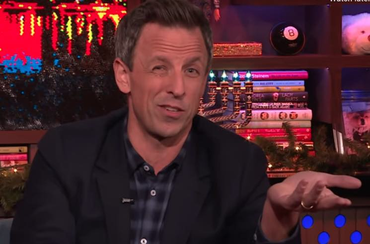 ​Seth Meyers Weighs In on Julia Louis-Dreyfus's Comments That 'SNL' Was 'Very Sexist'