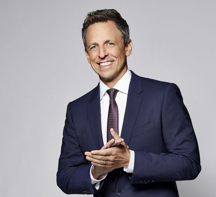 Seth Meyers JFL42, Toronto ON, September 22