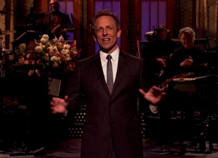 Saturday Night Live: Seth Meyers & Paul Simon October 13, 2018
