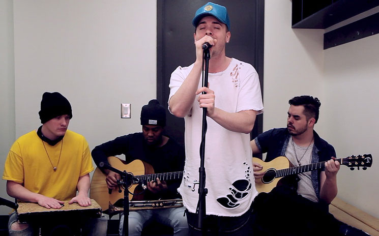Set It Off 'Hypnotized' / 'Upside Down' (Acoustic) on No Future