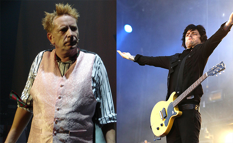 Sex Pistols' John Lydon Says Green Day Are 'Turgid Coat Hangers'