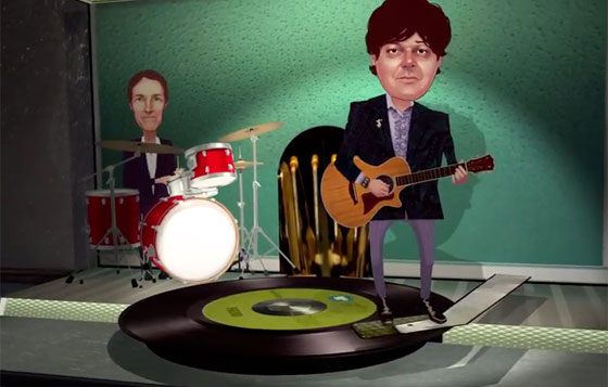 "Ron Sexsmith ""Radio"" (video)"