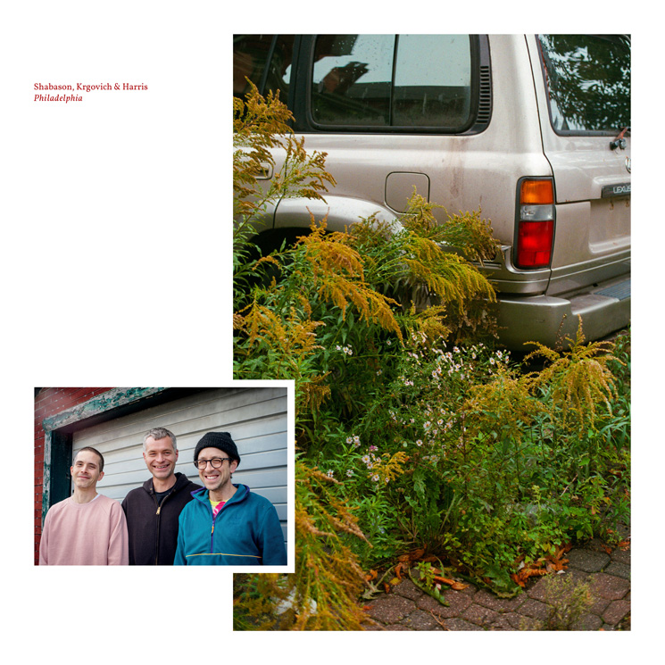 Nicholas Krgovich, Joseph Shabason and Chris Harris Team Up for New Album