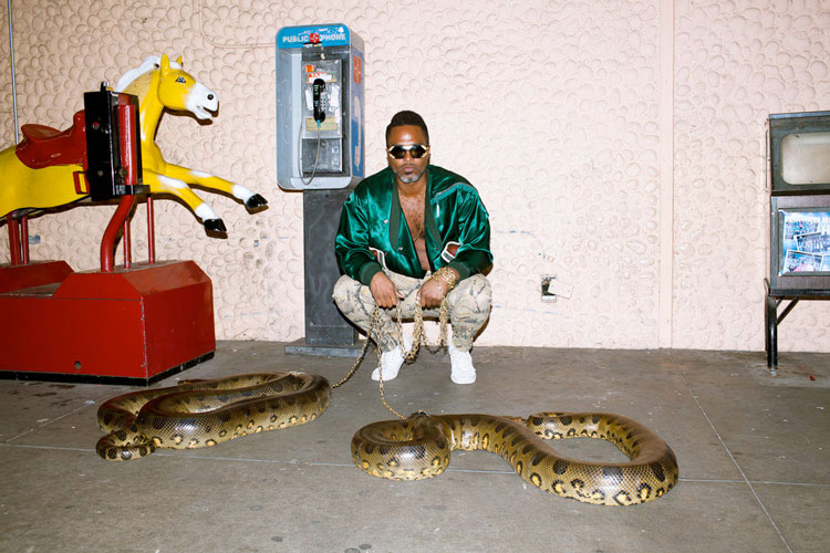 Shabazz Palaces Getting Their Own 'Live at Third Man' Album
