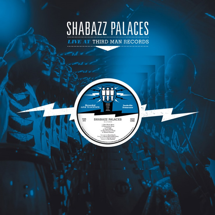 Shabazz Palaces Unveil 'Live at Third Man Records' Release
