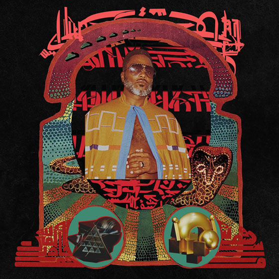 Shabazz Palaces Announce New Album 'The Don of Diamond Dreams'