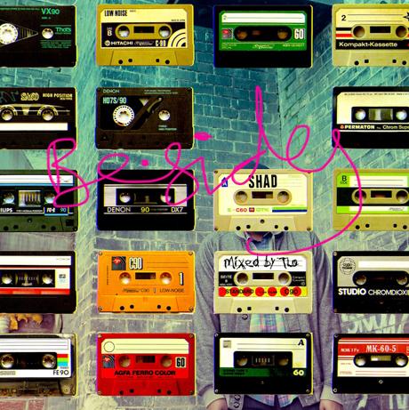 Shad 'Besides' mixtape