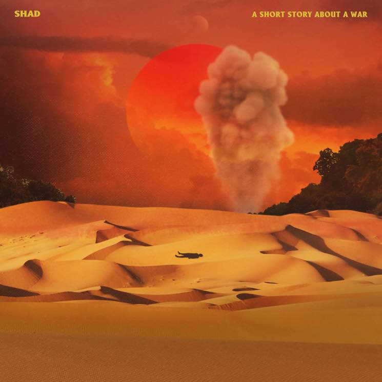 ​Shad Returns with 'A Short Story About a War' LP, Drops New Single