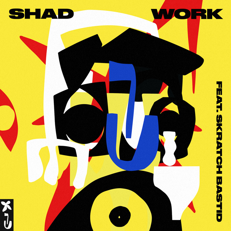 Shad and Skratch Bastid Head to 'Work' on New Track