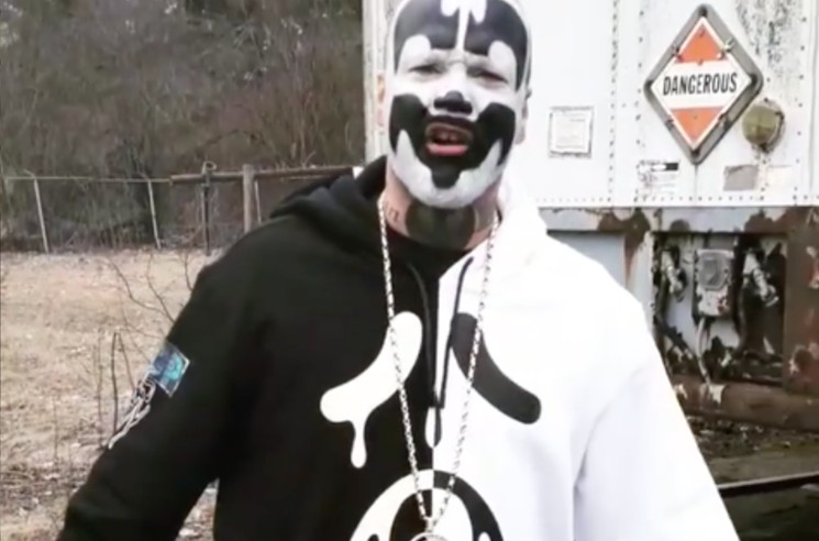Insane Clown Posse's Shaggy 2 Dope Is Here to Calm All Your Coronavirus Fears