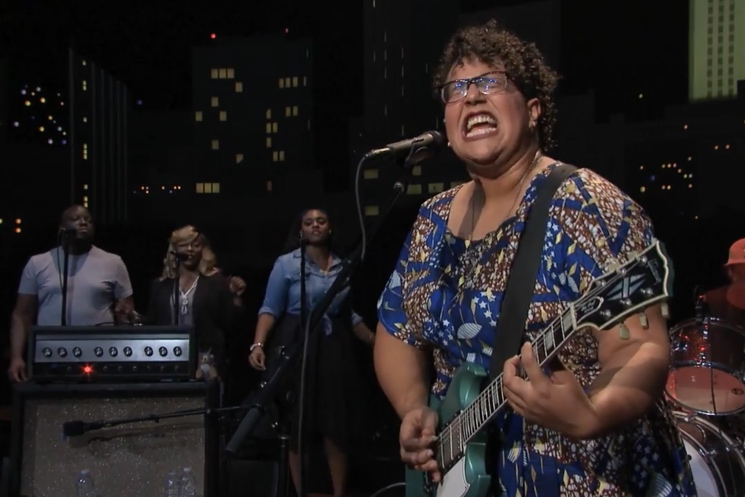 "Alabama Shakes ""Gimme All Your Love"" / ""Don't Wanna Fight"" / ""Gemini"" (live on 'ACL')"