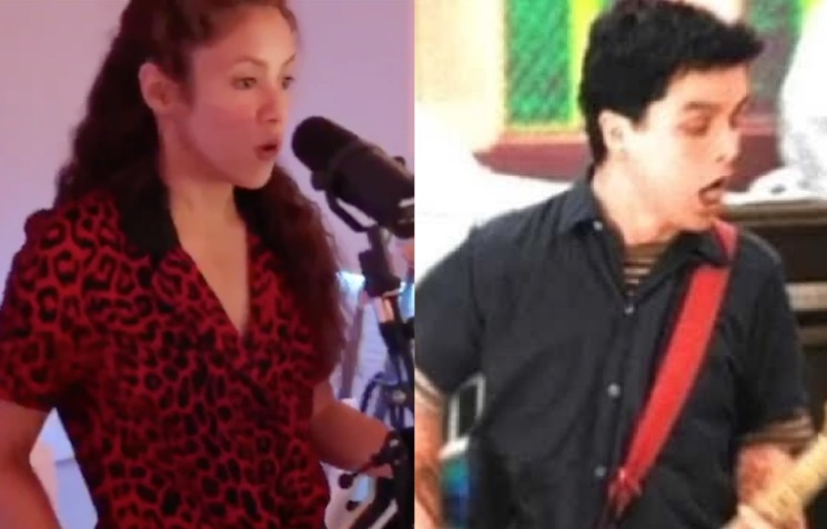"Watch Shakira Cover Green Day's ""Basket Case"" for Some Reason"