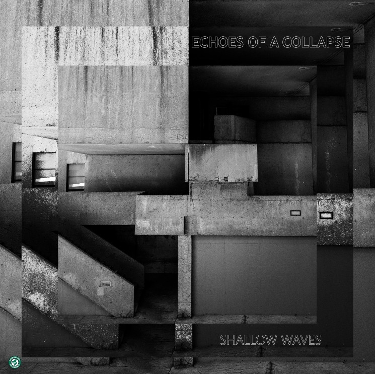 Toronto's Shallow Waves Drown Listeners in Bleakness on 'Echoes of a Collapse' EP
