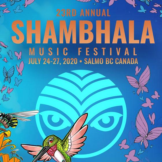 BC's Shambhala Music Festival Postpones 2020 Edition