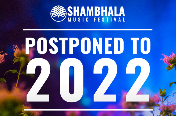 BC's Shambhala Music Festival Officially Calls Off 2021 Event