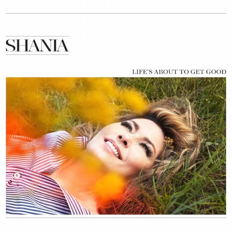 ​Shania Twain Returns with First Album in 15 Years, Debuts New Single