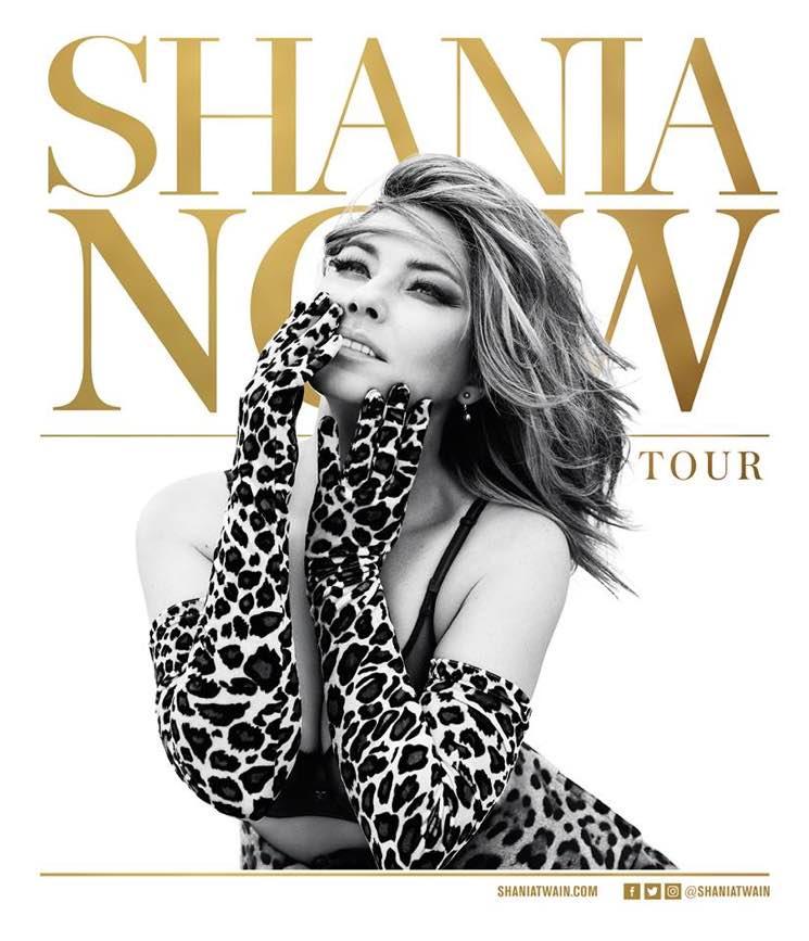 Shania Twain Announces Massive 2018 North American Tour