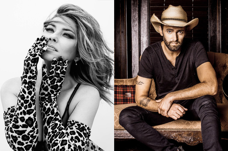 Shania Twain, Dean Brody to Play 'Canada Together' Coronavirus Benefit