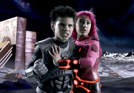 The Adventures of Shark Boy and Lava Girl in 3-D Robert Rodriguez