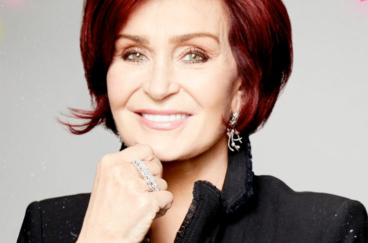 Sharon Osbourne Tests Positive for COVID-19