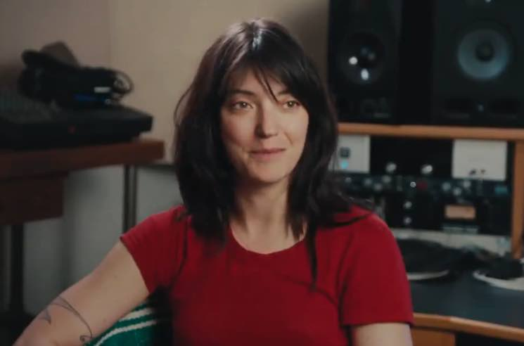 ​Sharon Van Etten Releasing New Short Film 'Departure'