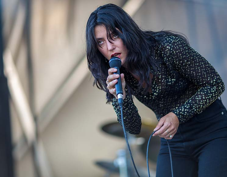Sharon Van Etten Osheaga, Montreal QC, August 2