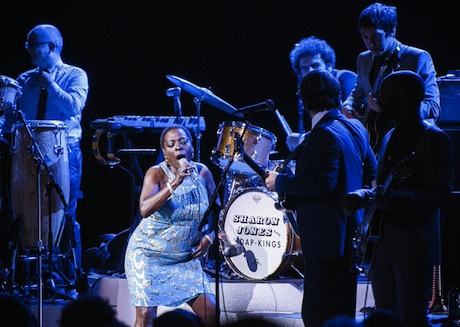 Sharon Jones and the Dap-Kings Massey Hall, Toronto, June 6