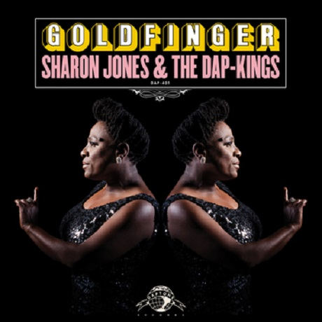 "Sharon Jones and the Dap-Kings ""Goldfinger"" (Shirley Bassey cover)"