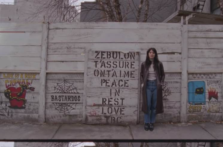 "​Sharon Van Etten Writes a ""Love Letter to New York"" in ""Seventeen"" Video"