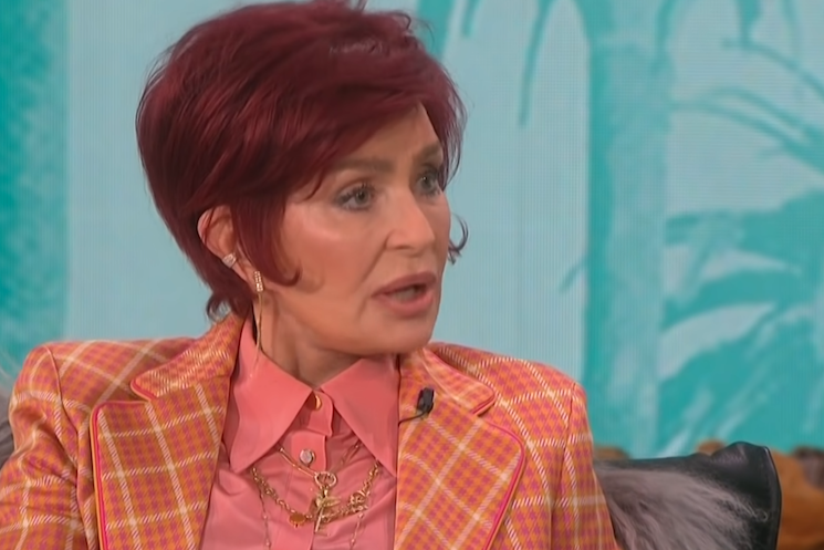 Sharon Osbourne Claims She's Not Racist While Repeatedly Using a Racial Slur
