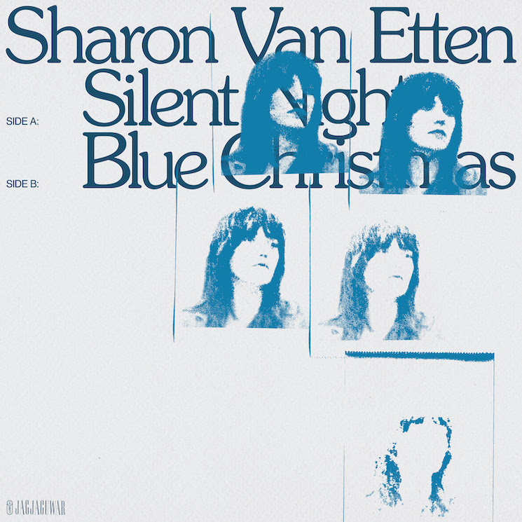 Sharon Van Etten Takes on Two Christmas Classics