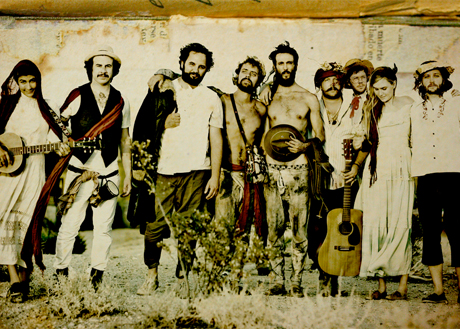 Edward Sharpe & the Magnetic Zeros Title New Album, Outline North American Tour