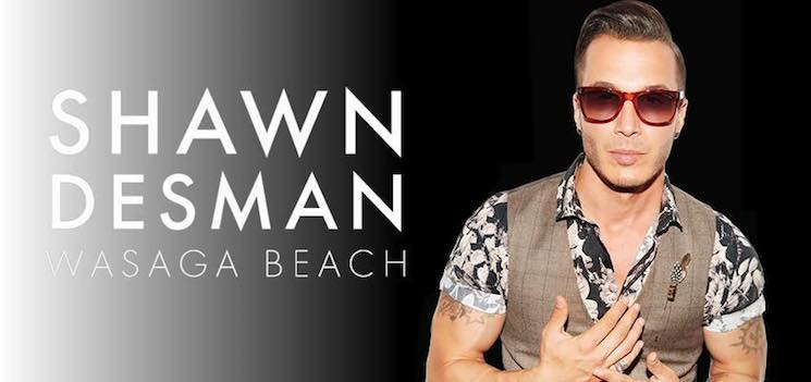 Shawn Desman's Canada Day Show Made Free After Only Selling 17 Tickets