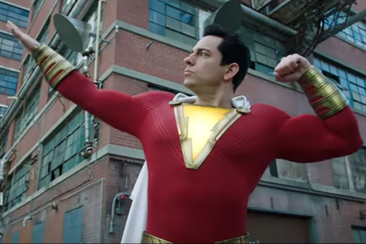 'Shazam!' Star Zachary Levi and His Sense of Humour Is the DC Universe's Secret Weapon