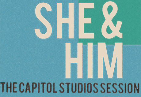 She & Him Announce 'The Capitol Studios Sessions'