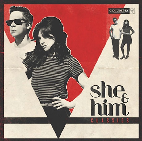 "She & Him ""Stars Fell On Alabama"""