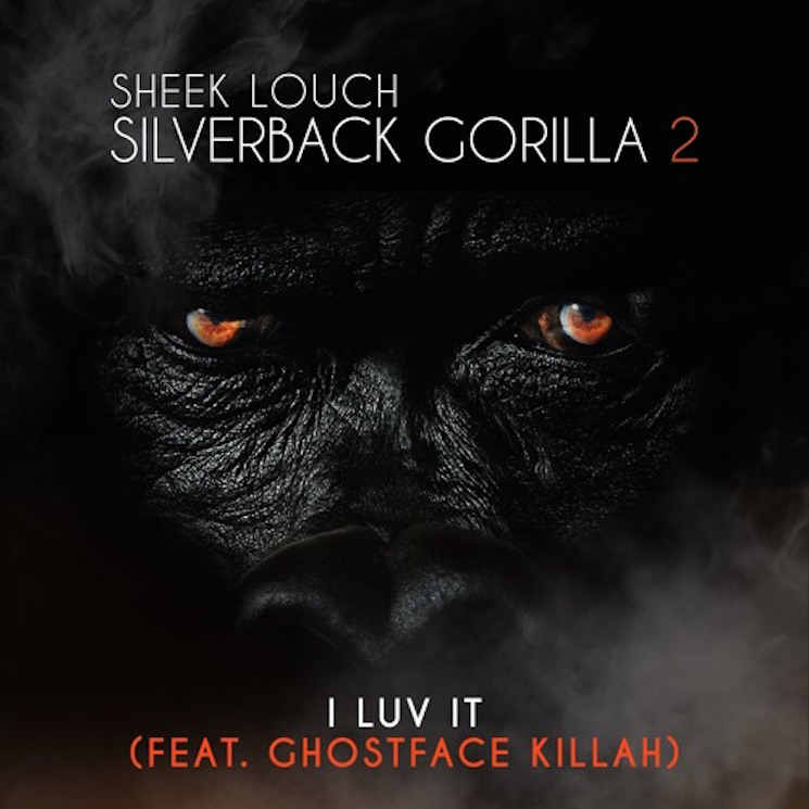 "Sheek Louch ""I Luv It"" (ft. Ghostface Killah)"