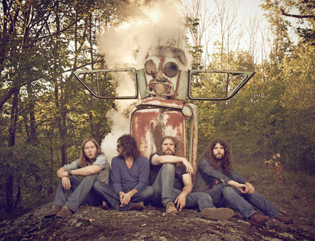 The Sheepdogs / Yukon Blonde Olympic Community Hall, Halifax, NS, November 20
