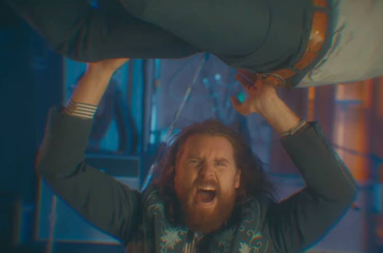 The Sheepdogs 'Nobody' (video)