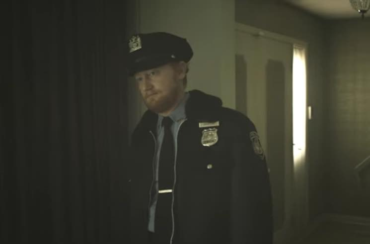The Sheepdogs 'Bad Lieutenant' (NSFW video)