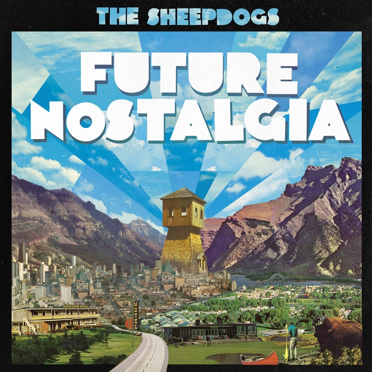 The Sheepdogs Announce 'Future Nostalgia' LP, Share New Single