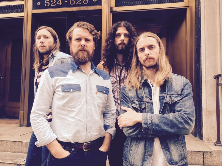 The Sheepdogs Map Out 2016 Canadian Tour
