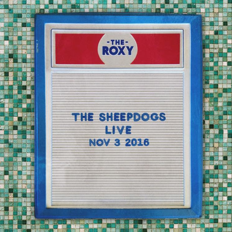 Stream the Sheepdogs' New 'Live at the Roxy' EP